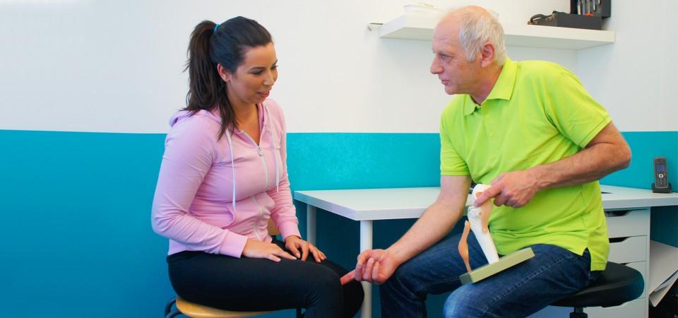 Fysiotherapie behandeling